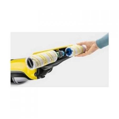 Комплект желтых роликовых щеток из микроволокна для FC 5, 2 шт.