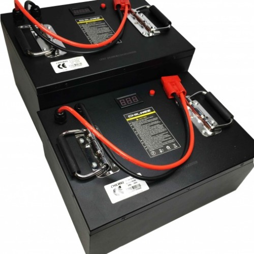 Тяговый LI-ION аккумулятор Chilwee NMC СС-24-50-GM
