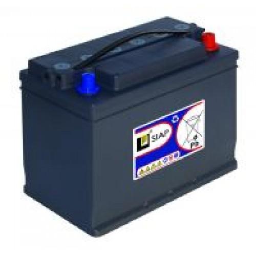Аккумулятор тяговый SIAP 6 GEL 65