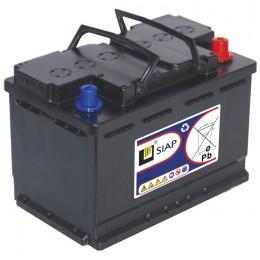 Аккумулятор тяговый SIAP 6 GEL L3