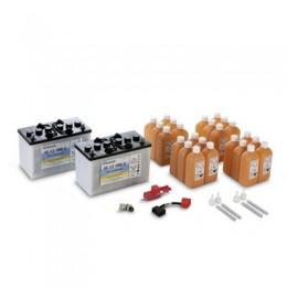 Комплект аккумуляторов (2шт) к поломоечной машине,85 Ач, 24 В