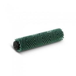 Цилиндрическая щетка жесткая, 350 мм