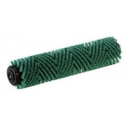 Цилиндрическая щетка жесткая, 400 мм