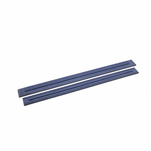 Уплотнительные полосы для всасывающих балок, 890 мм, 2 шт (каучук)