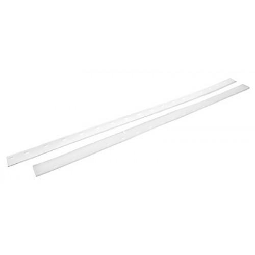 Уплотнительные полосы для всасывающих балок к BD 38/12, 690 мм, 2 шт