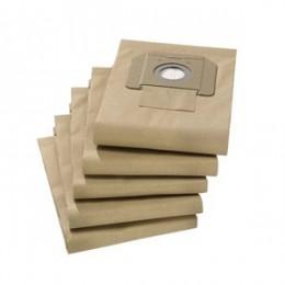 Фильтр-мешки бумажные для NT 25/1, 360, 361, 35/1, 5 шт