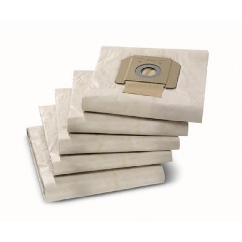 Фильтр-мешки бумажные для NT 65/2, 72/2, 75/2, 5 шт