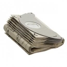 Фильтр-мешки бумажные для пылесоса SE 5.100, SE 6.100, SE 3001, 5 шт