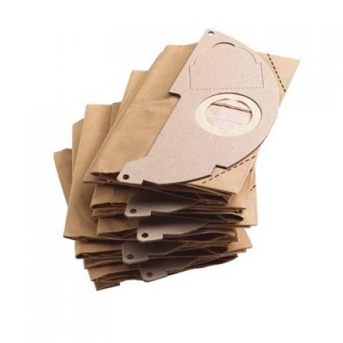 Фильтр-мешки бумажные WD 2, 5 шт