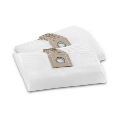 Фильтр-мешки матерчатые для T 10/1, T 12/1, 10 шт