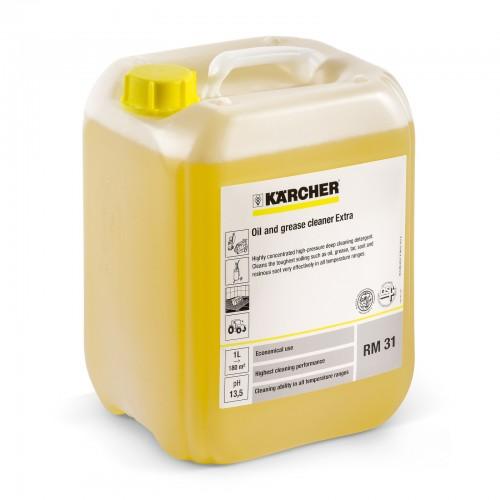Средство для устранения масляно-жировых загрязнений Extra RM 31, 20л