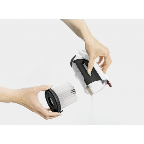 Пылесос Karcher VC 5 Cordless Premium (white)