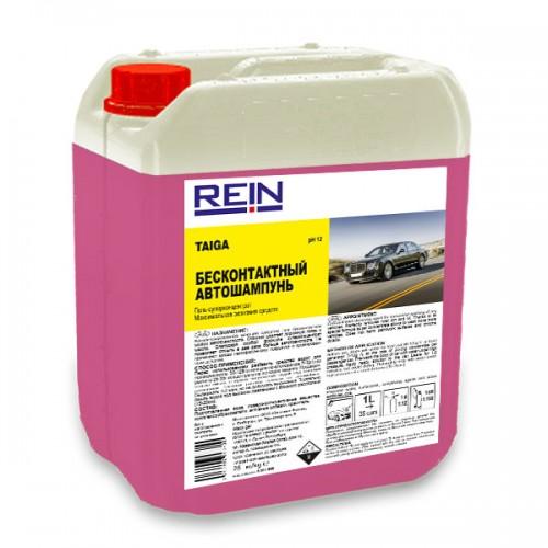 REIN TAIGA 20 л. (25 кг.) Автошампунь гель для бесконтактной мойки