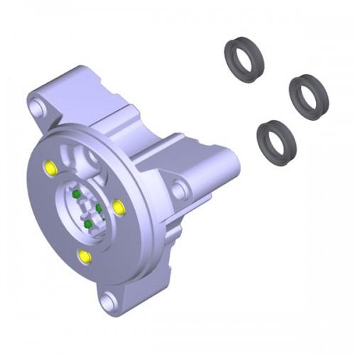 Комплект головки блока цилиндров Karcher K7